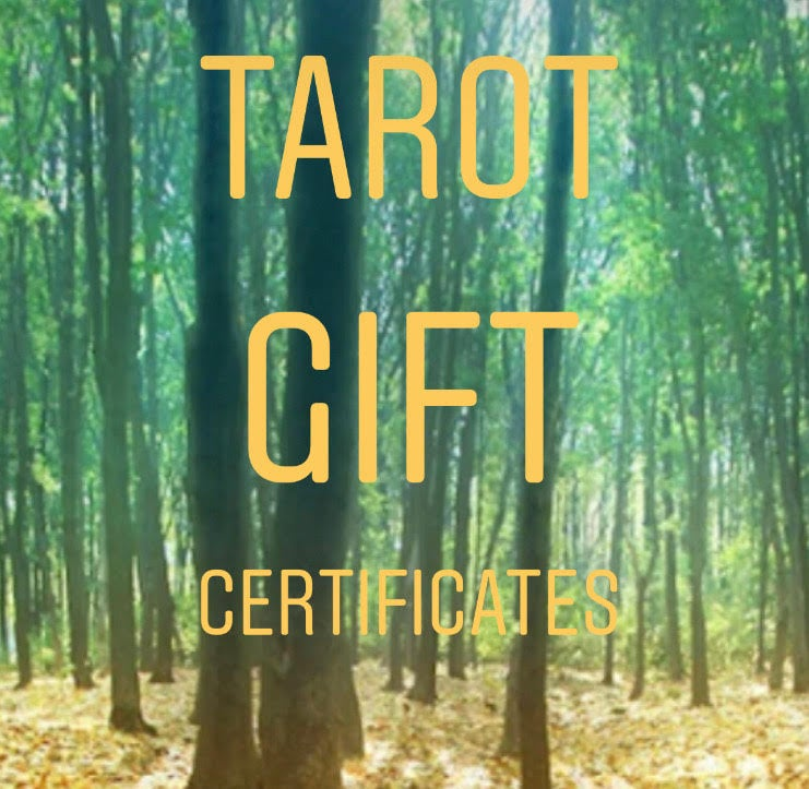 Image of Tarot Reading Gift Certificate