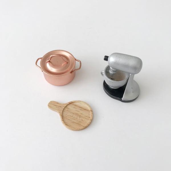 Image of Mini kitchen wares