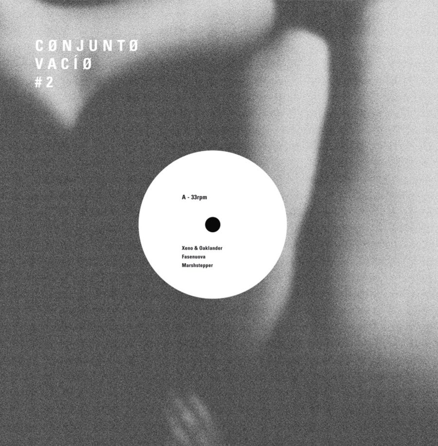 "Image of Various Artists ""Cønjuntø Vacíø #2"" Compilation LP"