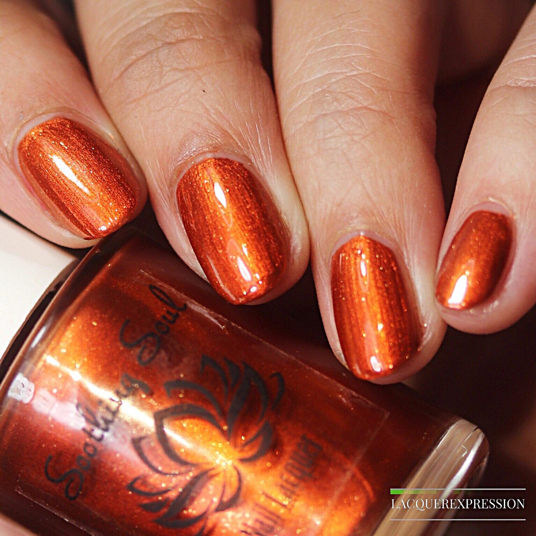 Image of Autumn Daze Nail Polish