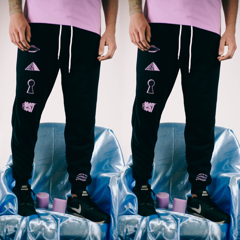 "Image of ""U.F.O.M.G. 2"" - Sweat Pants"