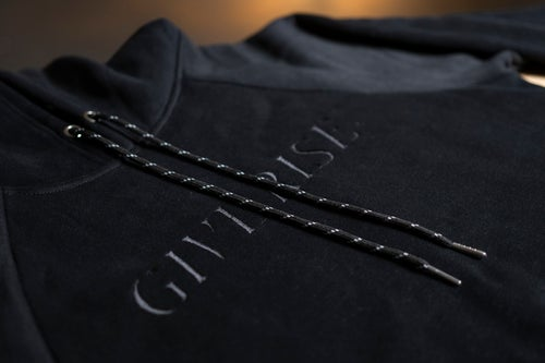 Image of Give Rise STEALTH Hoodie