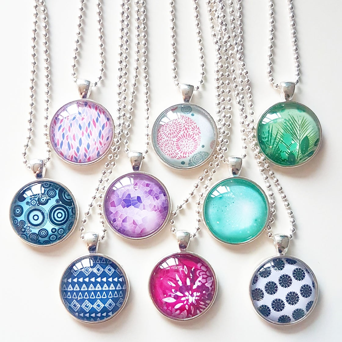 Image of Small Pendants - NEW DESIGNS!