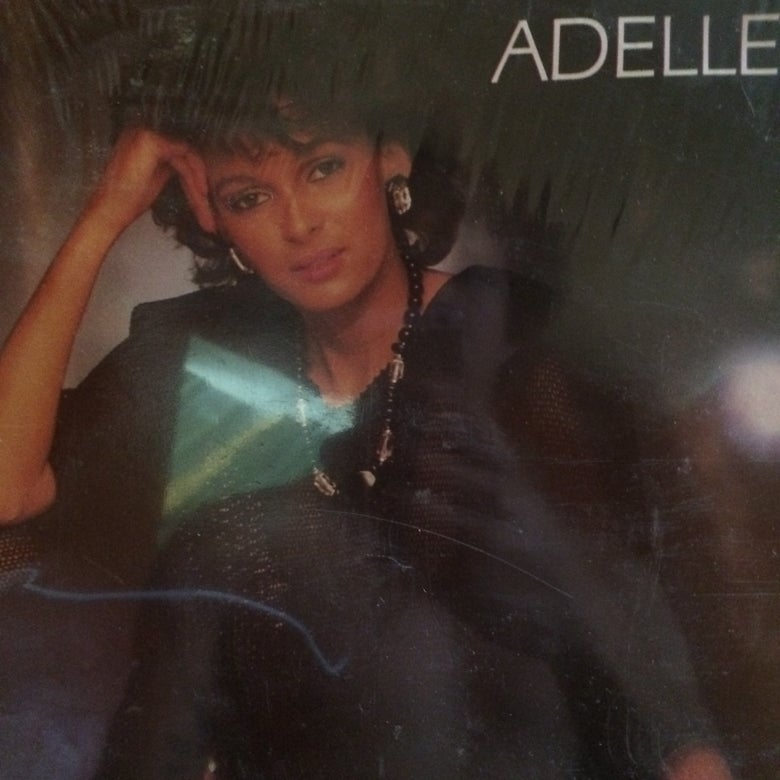 Image of Adelle First - Don't Give Up