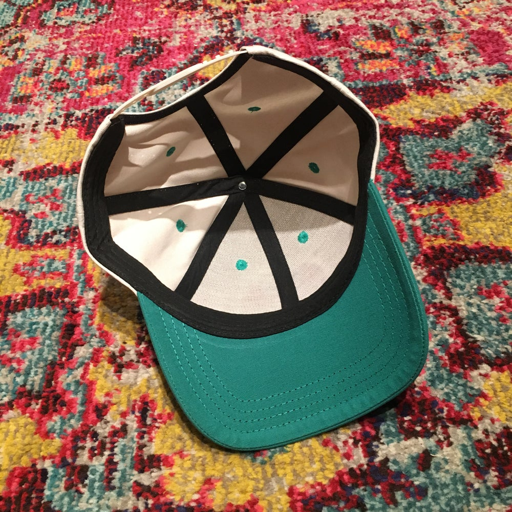 Image of Without a Net 100% Natural Hemp Snapback Hat! - FREE SHIPPING