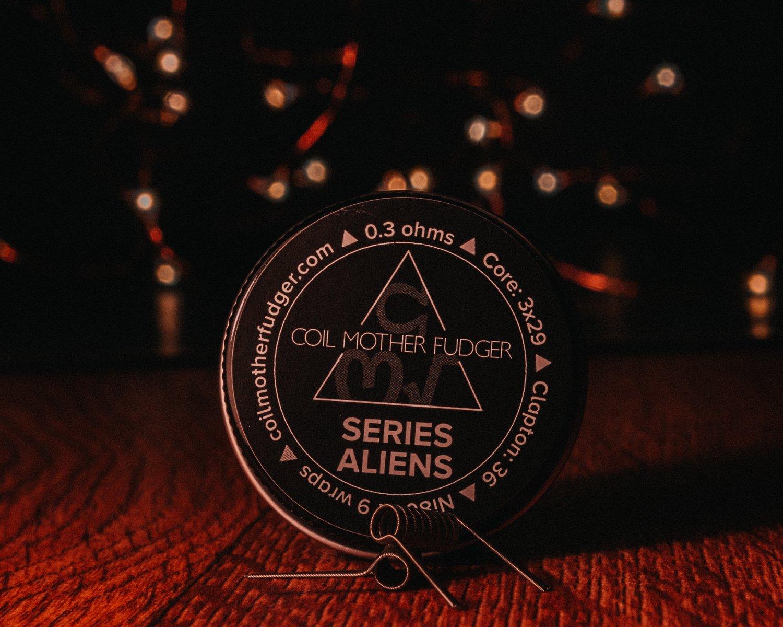 Image of Series Aliens 0.30