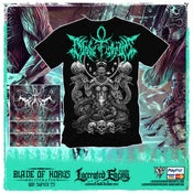Image of BLADE OF HORUS - God Slayer Tshirt