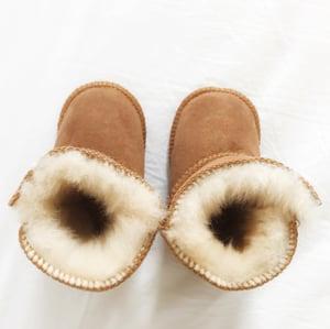 Image of Sheepskin boots