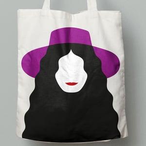 Image of suONO Tote bag Limited edition (Artwork by Olimpia Zagnoli)