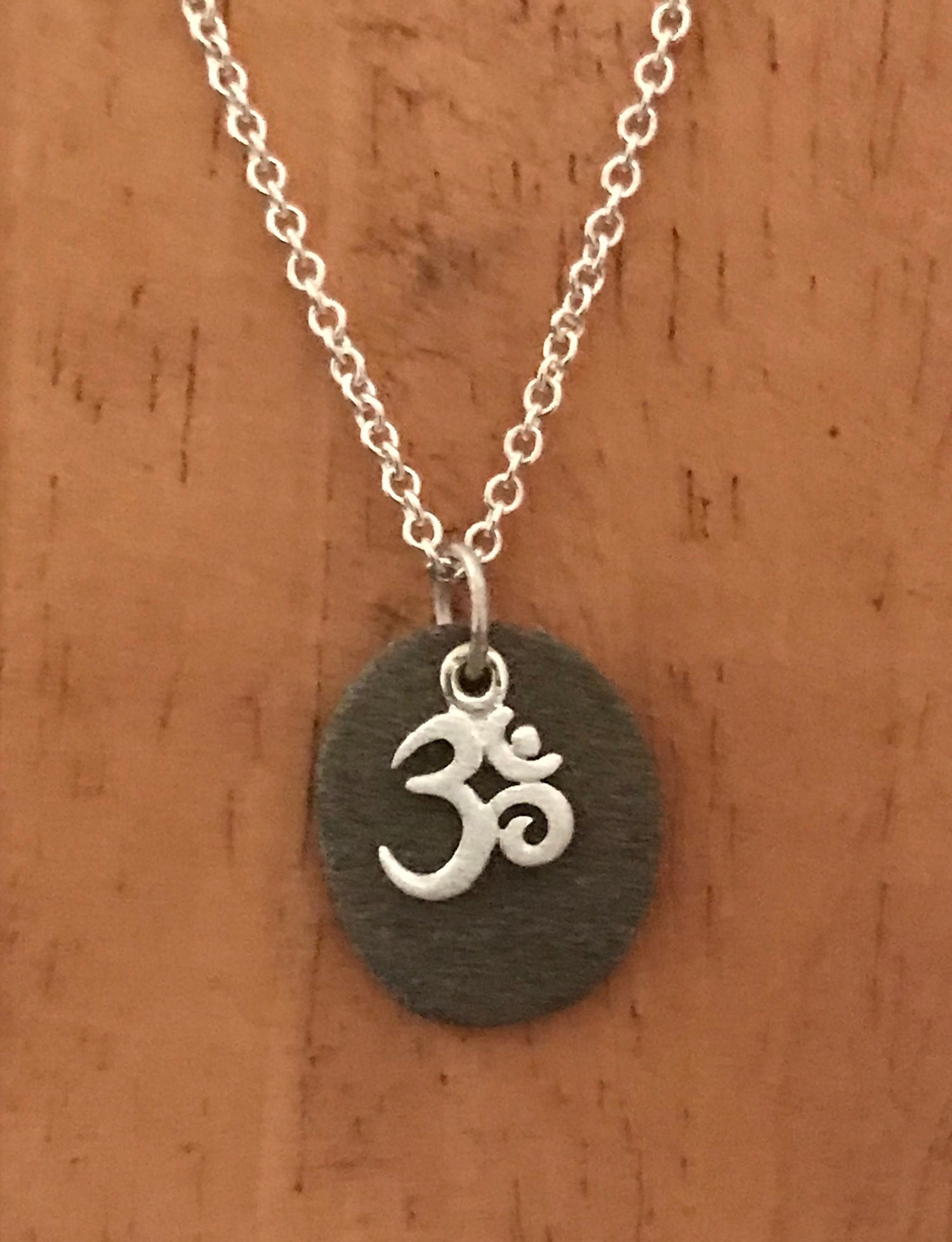 Image of Ohm Necklace