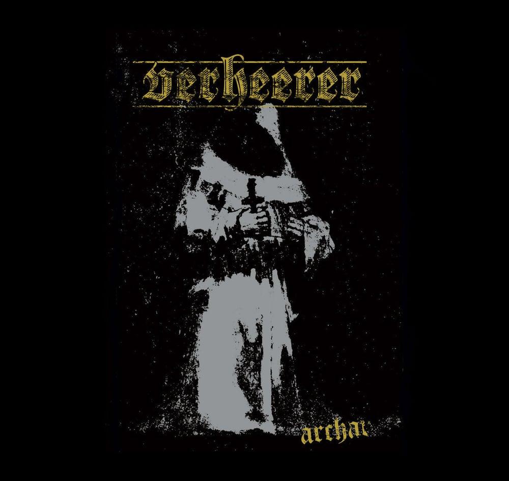"Image of VERHEERER ""archar"" CD"