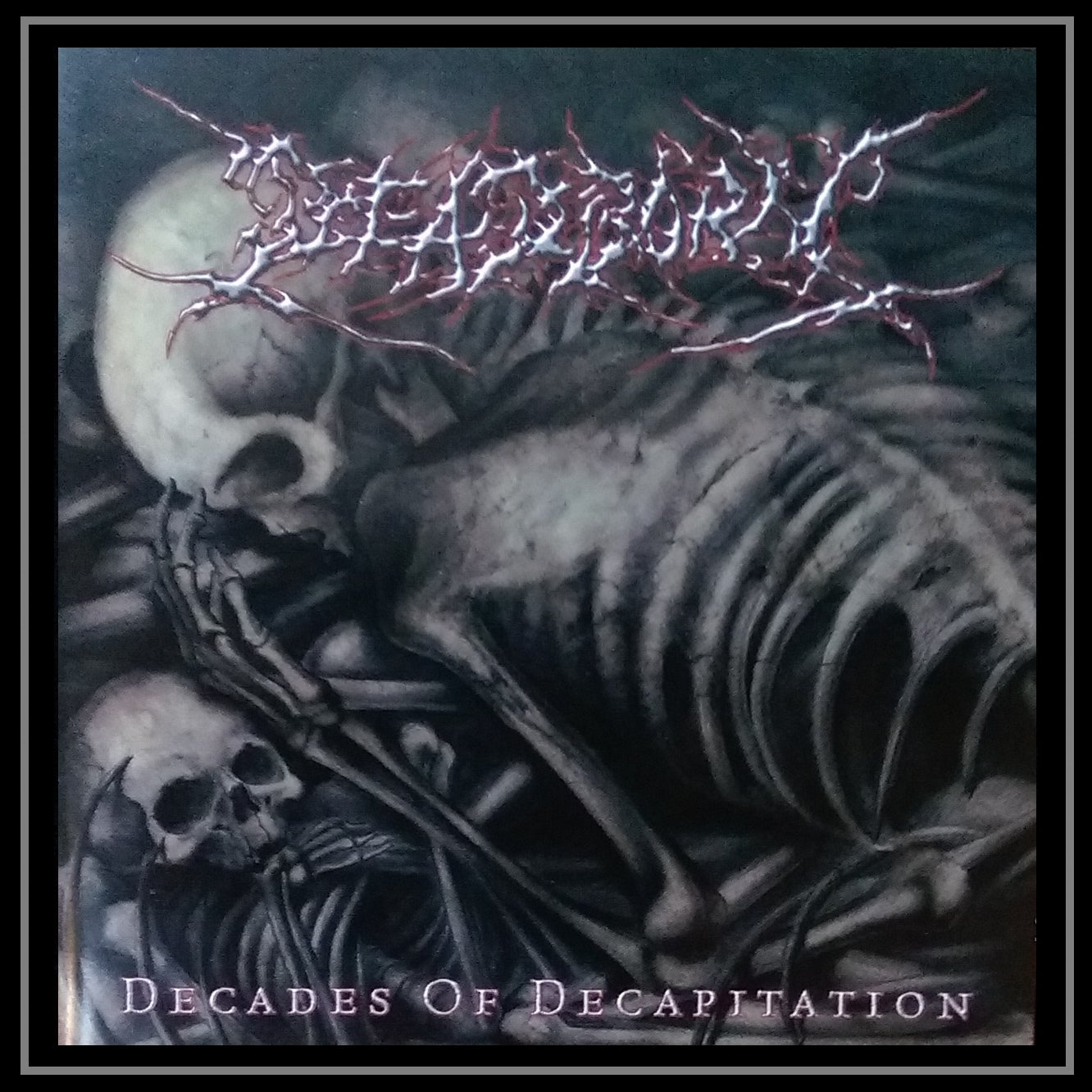 Image of CD - Decades Of Decapitation