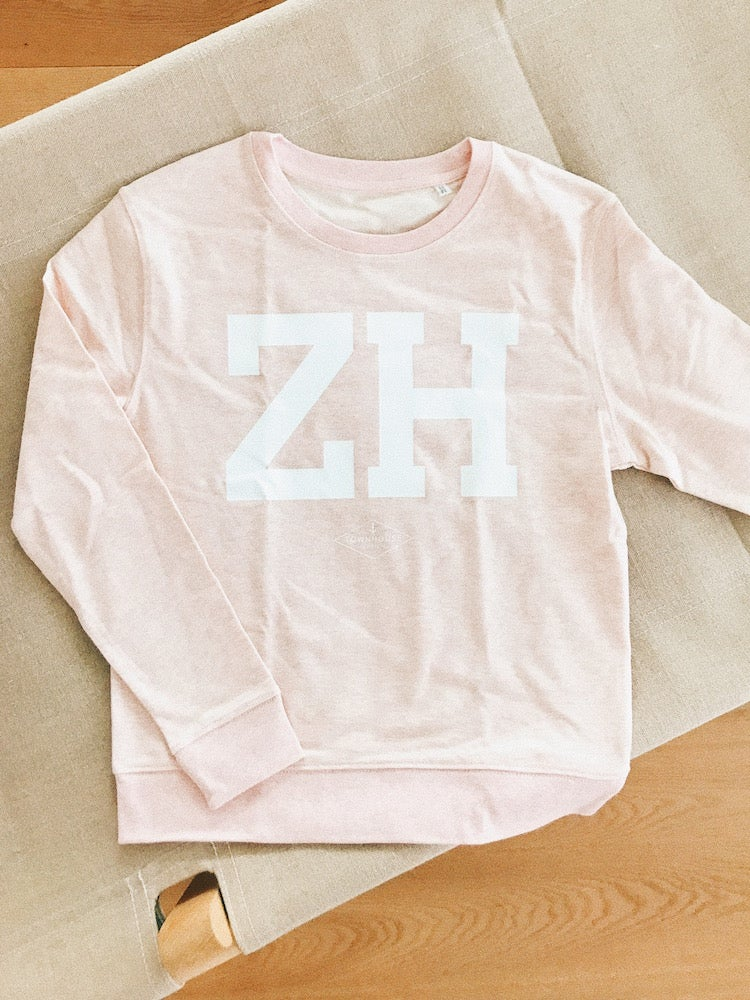 Image of ZH Sweatshirt Rosé