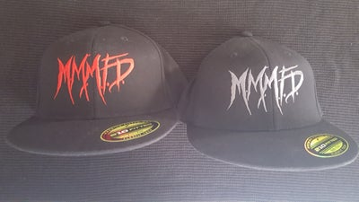 Image of M.M.M.F.D : Logo Fitted Embroidered Hat
