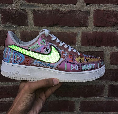 Image of GOOD SAMARITAN AIR FORCE 1 SAMPLE