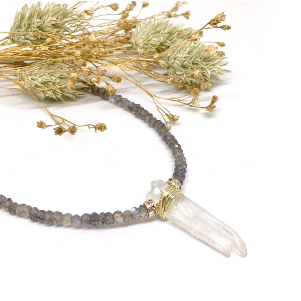 Image of JO necklace