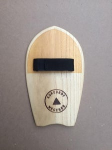Image of Handplane, Wood Chip