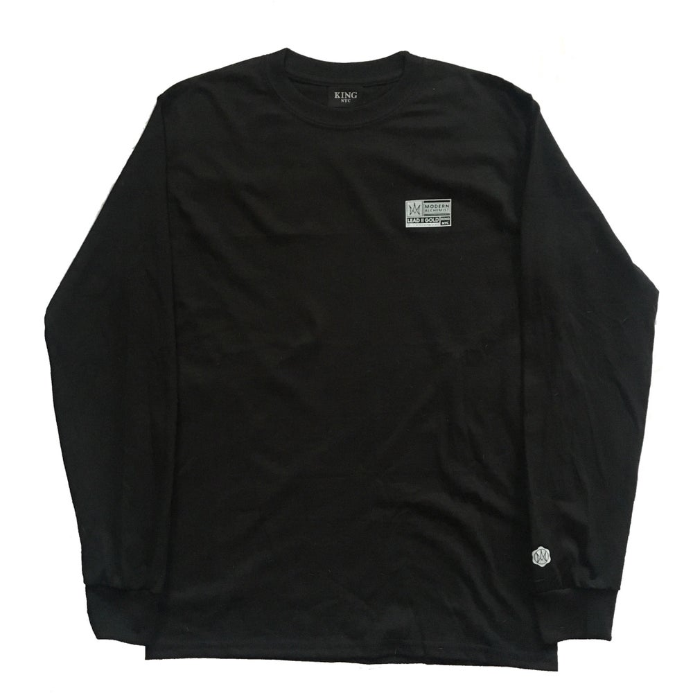 Image of KingNYC Modern Alchemist Long Sleeve T-Shirt