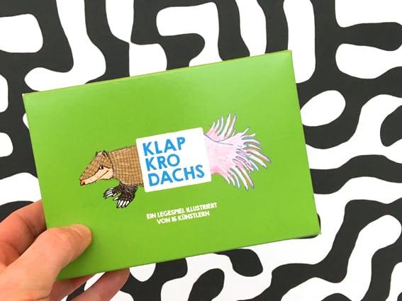 Image of LEGESPIEL KlapKroDachs