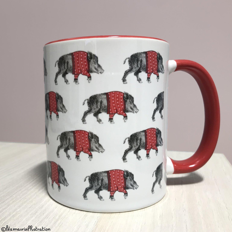Image of Cignale Mug
