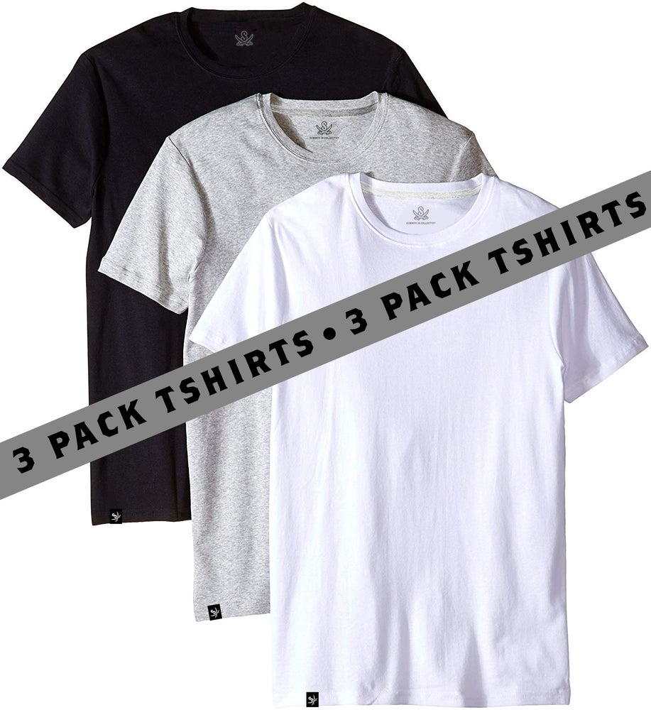 Image of Basic 3 Pack