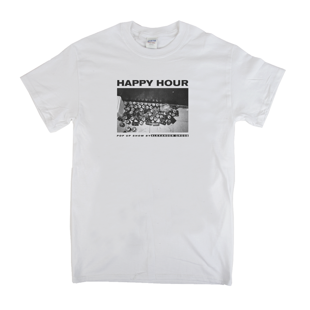 Image of HAPPY HOUR T-SHIRT