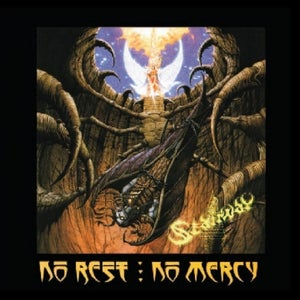 Image of No Rest:No Mercy CD (2005 Re-release)