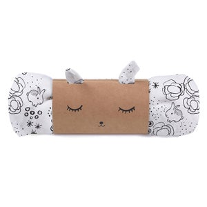 Image of Wee Gallery Muslin Swaddle - Bunny