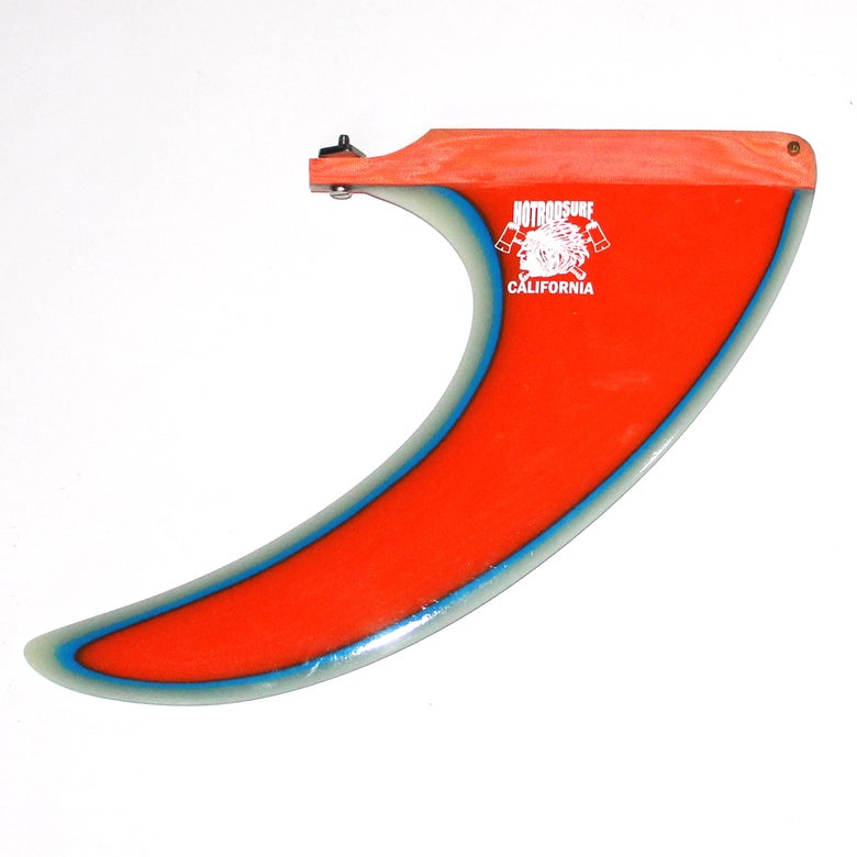 Image of High Flyer HOT ROD SURF Retro Mid Length Fin