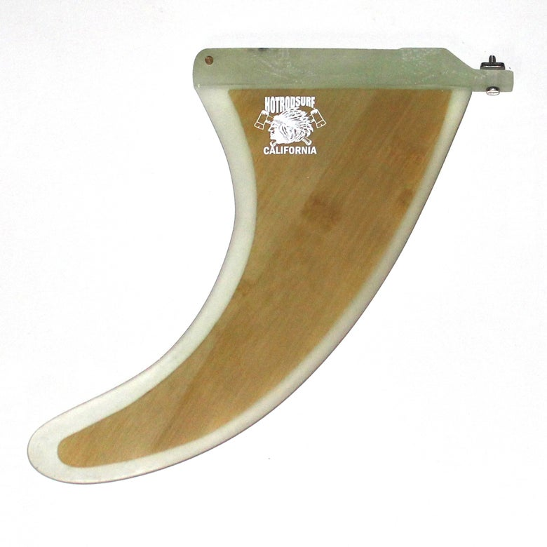Image of Hot Rod Surf HOTRODSURF Woody Series Super Flex Fin