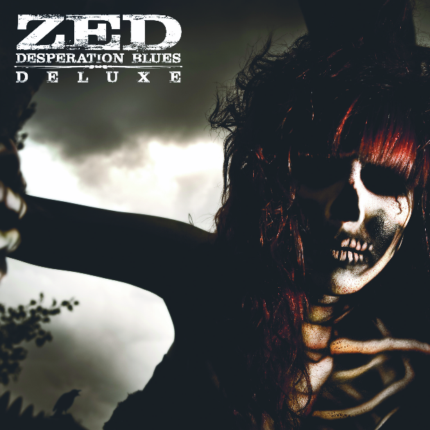 Image of ZED - Desperation Blues CD and The Invitation Bonus Tracks