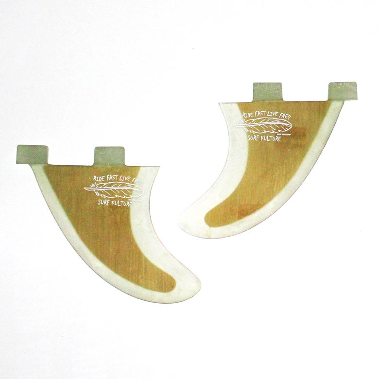 Image of Side Bite 'Minies'  Fins by Hot Rod Surf