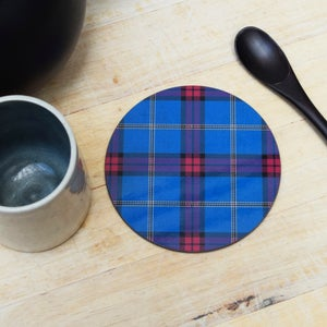 Image of Personalised tartan kilt mug