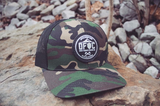 Image of ***(LIMITED EDITION)*** CAMO OFBC CAP