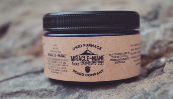 Image of MIRACLE-MANE PREMIUM BEARD CONDITIONER