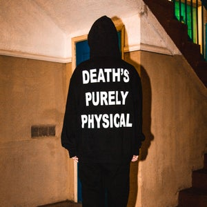 Image of DEATH'S PURELY PHYSICAL HOODIE