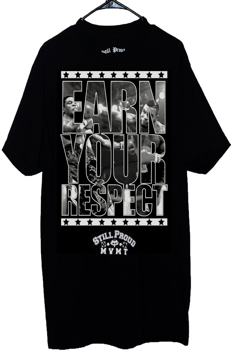 Image of Earn Your Respect