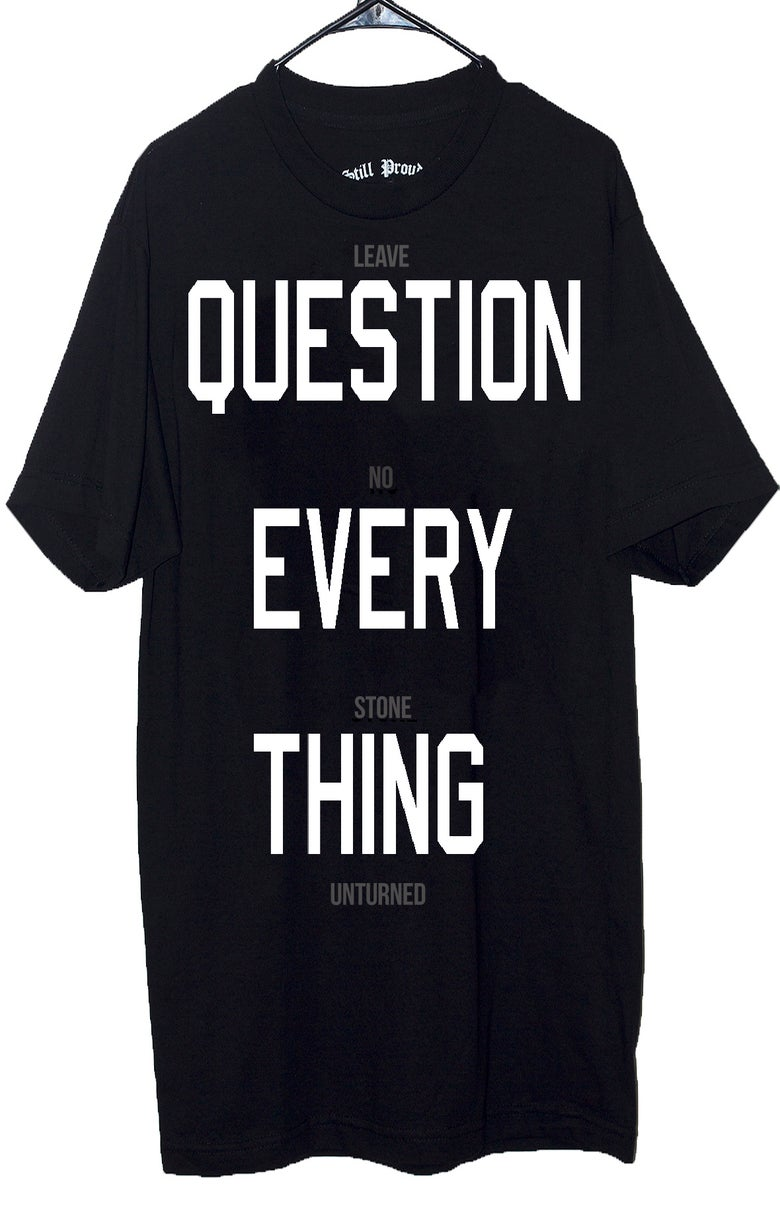 Image of Question Everything