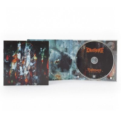"Image of ""Nightmares Reign"" CD"