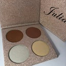 Image 4 of Julia Sand of the Sea Highlighting and Bronzing Palette