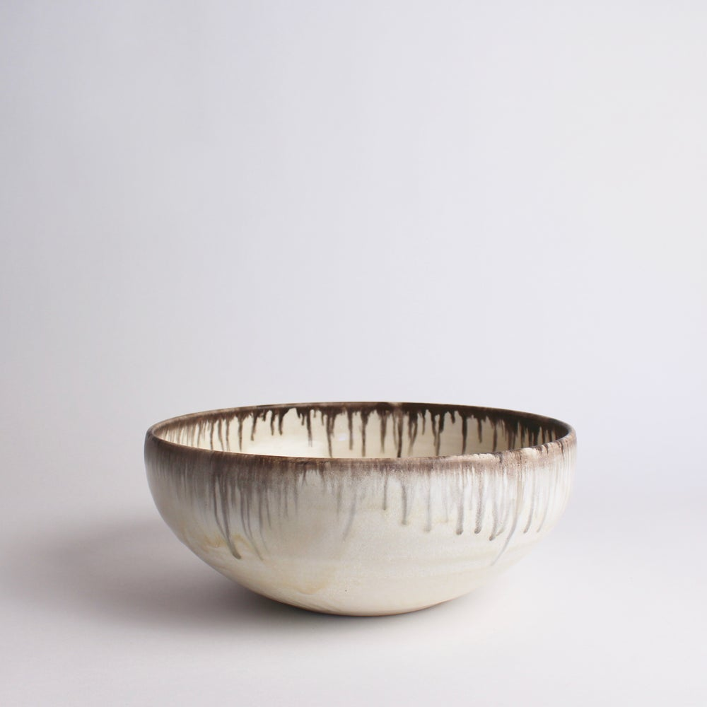 Image of Opalescent Serving Bowl