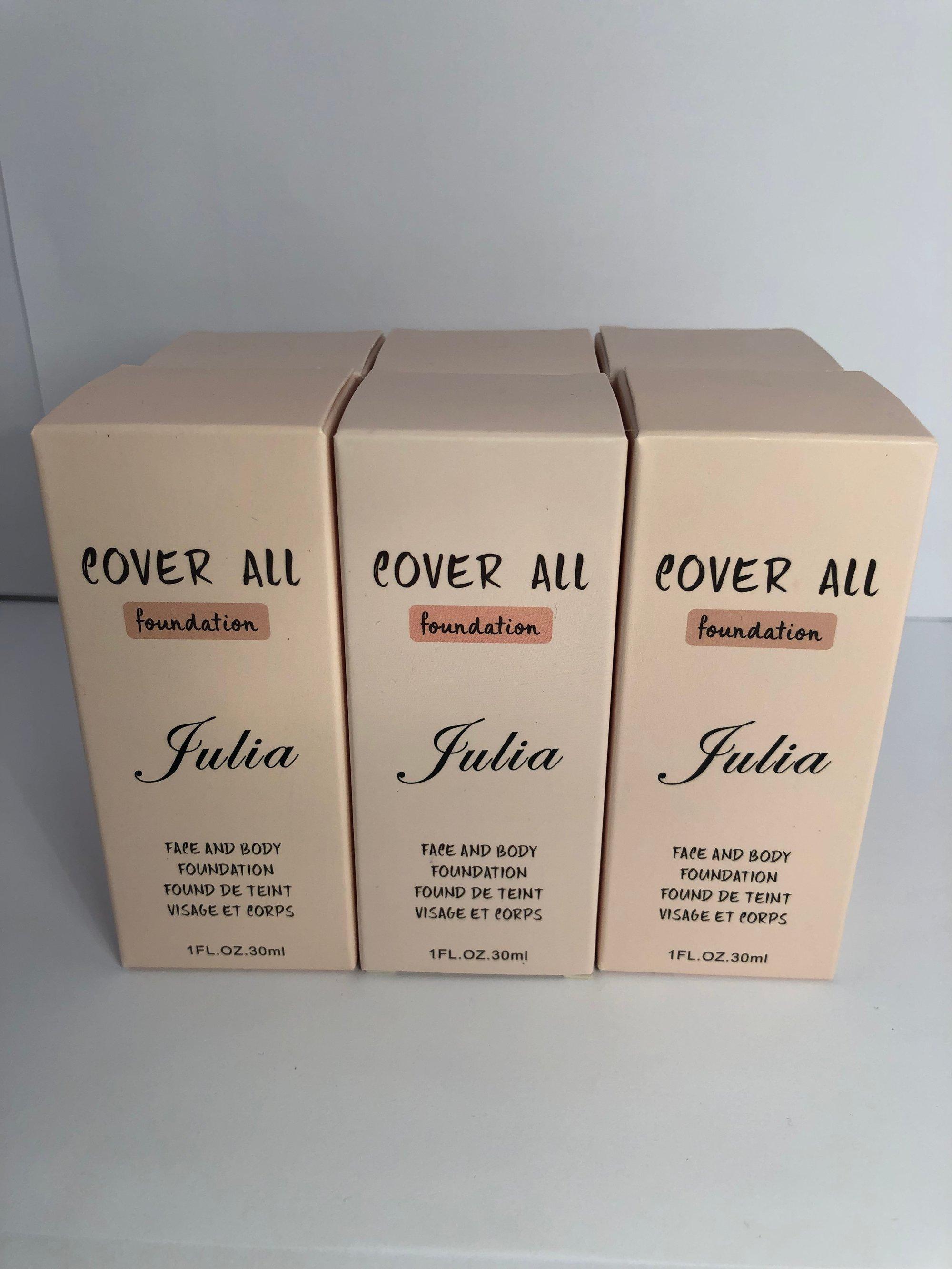 Image of Julia Liquid Matte Foundation