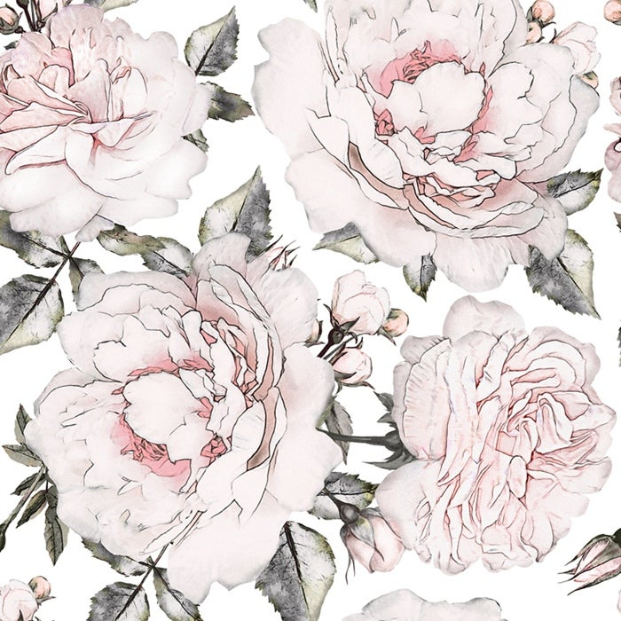 Image of Blossom Fitted Sheet PREORDER
