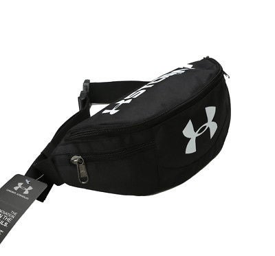 Image of Under Armour waist bag in BLACK