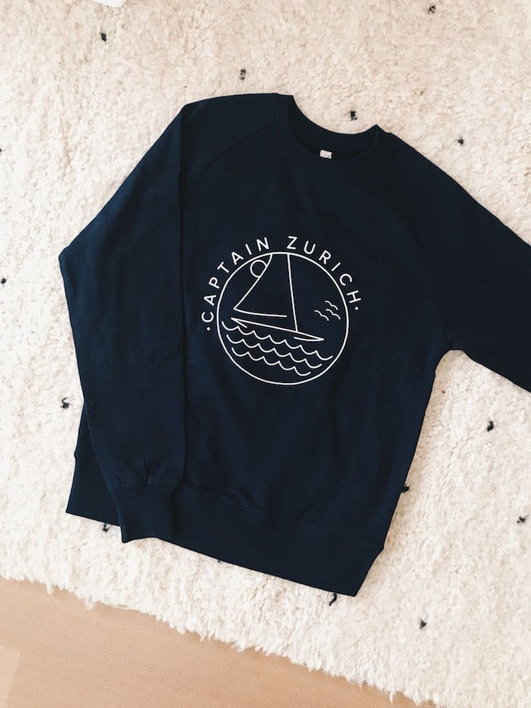 Image of Captain Zurich Boat Sweatshirt