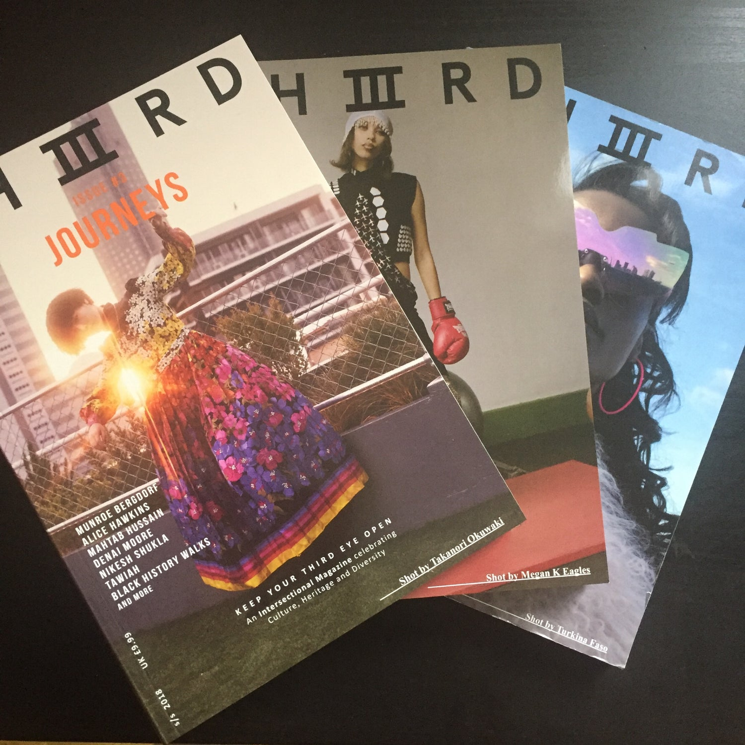 Image of THIIIRD: The Collectors Pack