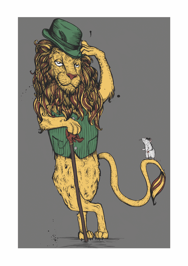 Image of Dandy Lion