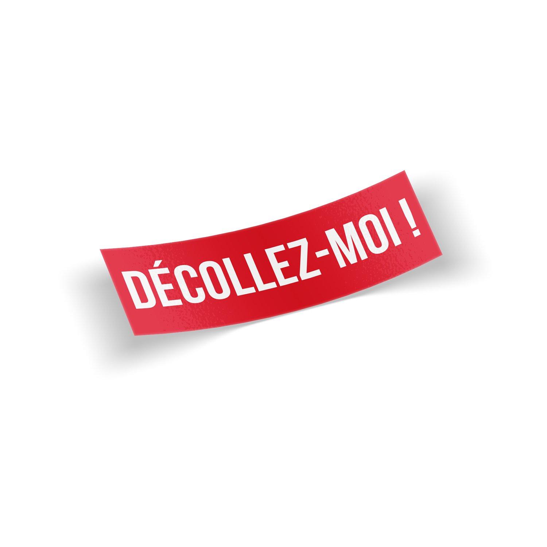 Image of <i>Décollez-moi !</i><br>Réf. SSTM-003-MS