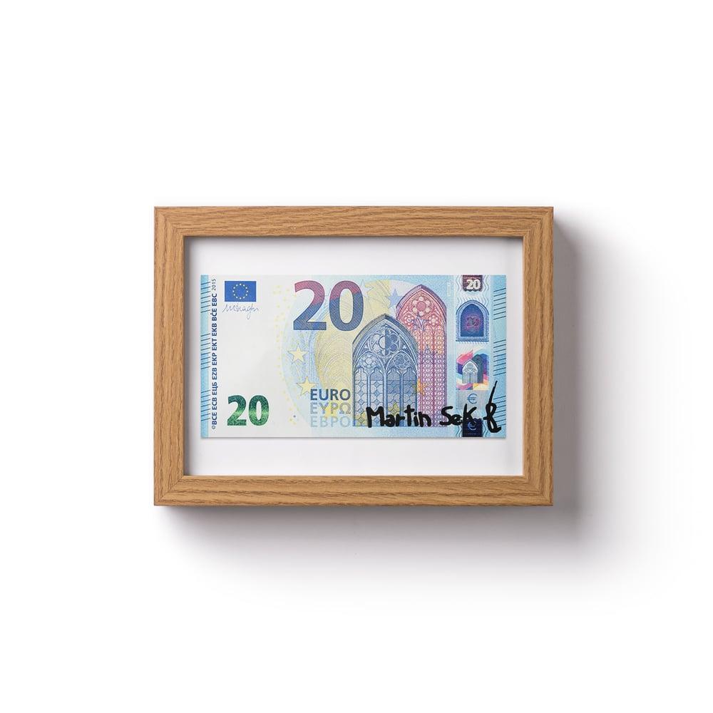 Image of <i>Acheter de l'argent</i><br>Réf. SSTM-005-MS