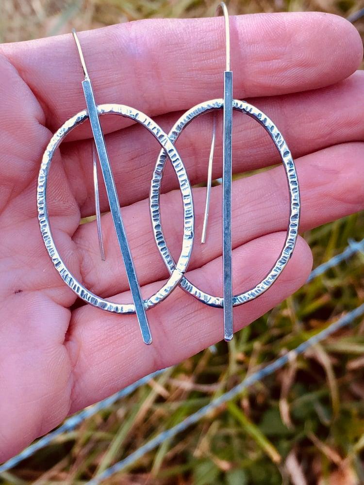 Image of Modern earrings